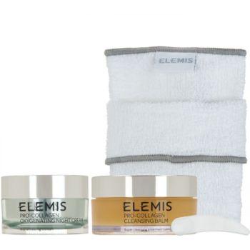 Elemis Pro-Collagen Oxygenating Night Cream & Cleansing Balm