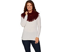 Layers by Lizden Infinity Cowl Neck Scarf - A295389