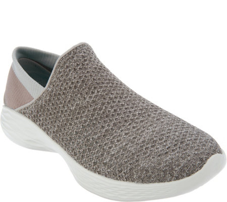 YOU by Skechers Gored Slip-On Sneakers - YOU