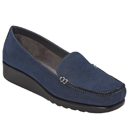 A2 by Aerosoles Gondola Stitch N Turn Slip-on Loafers
