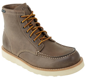 Eastland Men's Leather Ankle Boots - Lumber Up - A335389