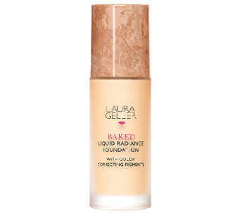 Laura Geller Baked Liquid Radiance Foundation, 1 oz - A337789