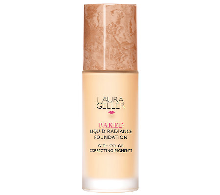 Laura Geller Baked Liquid Radiance Foundation, 1 oz