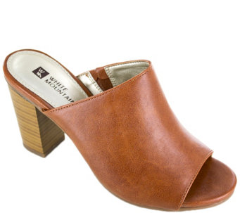 White Mountain Mules - Datenight - A340189