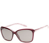 Skechers Women's Polarized Sunglasses - Burgundy - A340289