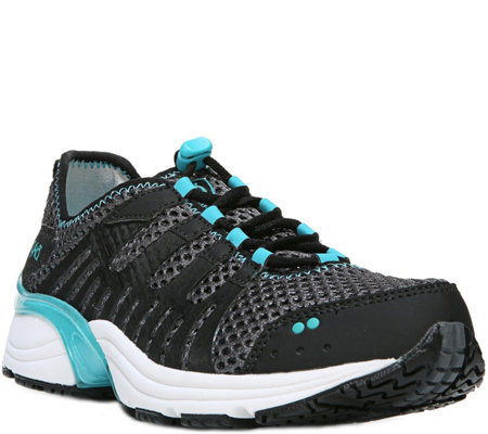 Ryka Lace-up Aqua Sneakers - Hydro Sport 2