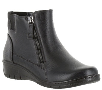 Easy Street Ankle Boots - Beam - A341289