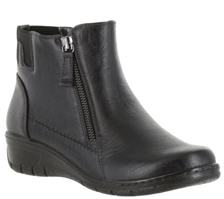 Easy Street Ankle Boots - Beam
