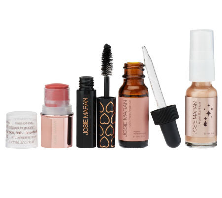 Josie Maran Argan Model's Secret Glow Collection