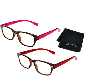 Tashon Progressive Translucent Readers Set of 2 Strength3-3.5 - A268990