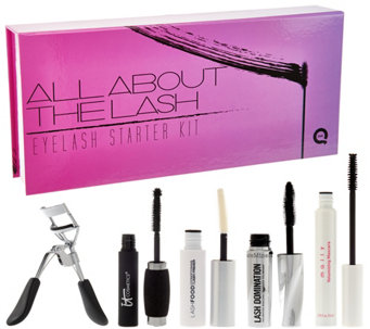 QVC Beauty All About the Lash Eyelash Starter Kit - A270490