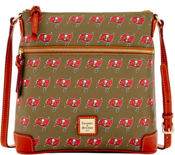 Dooney & Bourke NFL Bucaneers Crossbody - A285690