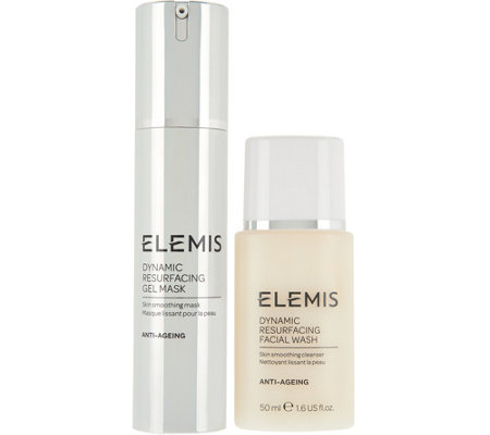Elemis Dynamic Resurfacing_Gel Mask & Travel Facial Wash