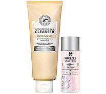 IT Cosmetics Confidence in A Cleanser Cleansing Serum w/Miracle Water - A293790