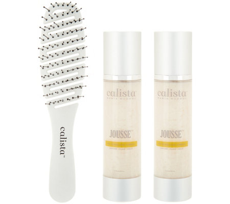 Calista Jousse Gel & Mousse Hybrid Duo with Smoothie Brush