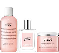 philosophy amazing grace set - A356090