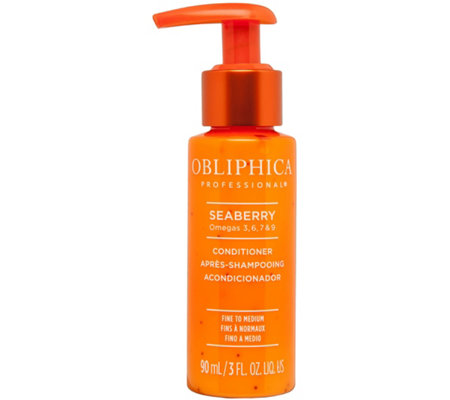 Obliphica Seaberry Conditioner AdvancedProtection 3 oz