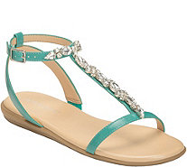 Aerosoles T-Strap Sandals - Chlearwater - A359290