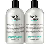 philosophy shower gel duo - A359590