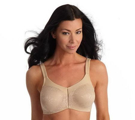 Breezies Precision Lace Support Underwire Bra with UltimAir