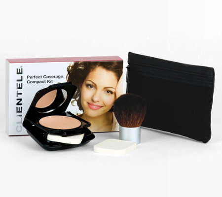 Clientele Perfect Coverage Compact Kit