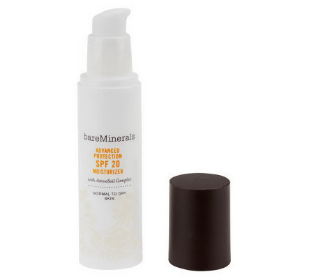 bareMinerals SPF 20 Moisturizer for Normal to Dry Skin
