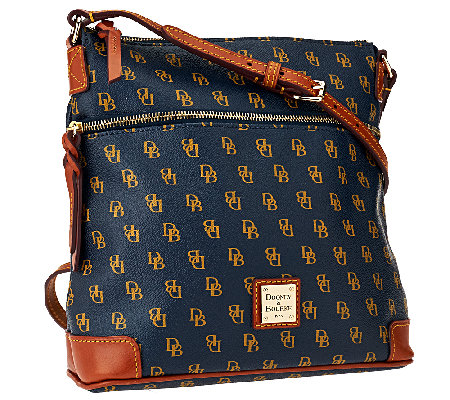 """As Is"" Dooney & Bourke Gretta Crossbody"