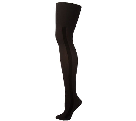 Linea Body by Louis Dell'Olio Tuxedo Tights