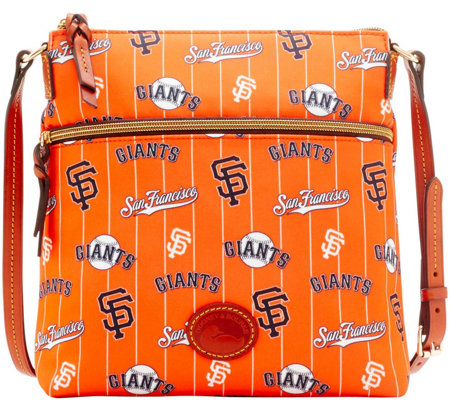 Dooney & Bourke MLB Nylon Giants Crossbody