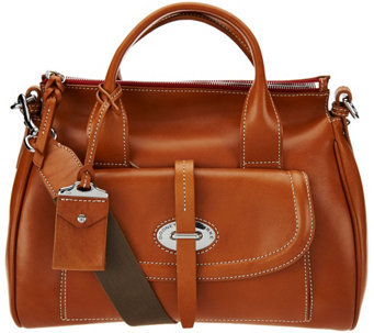 Dooney & Bourke Florentine Toscana Front Pocket Satchel - A283091