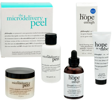 philosophy customer choice award winning skincare trio