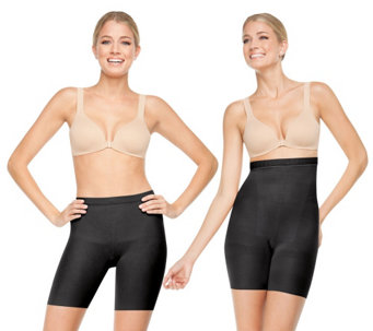 """As Is"" Spanx New and Slimproved Power Pack - A290391"