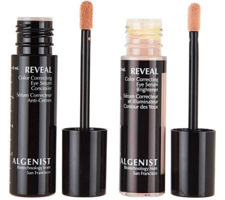 Algenist REVEAL Concealer & Brightener Set Auto-Delivery