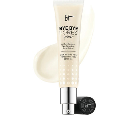 IT Cosmetics Bye Bye Pores Oil-Free Skin Perfecting Serum Primer