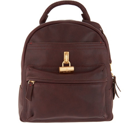ED Ellen DeGeneres Brody Leather Backpack