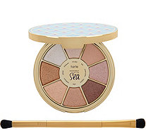 tarte Rainforest_of the Sea Eyeshadow Palette & Brush - A299591