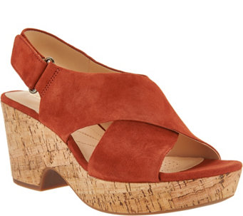 Clarks — Sandals — Women's — Shoes — QVC.com