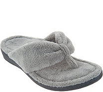 Vionic Terry Thong Slippers - Gracie - A303891