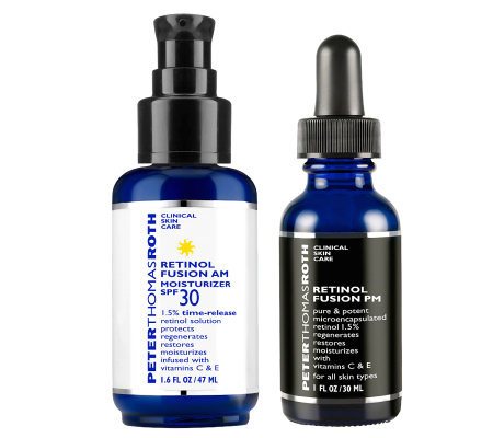 Peter Thomas Roth Retinol AM and PM Duo