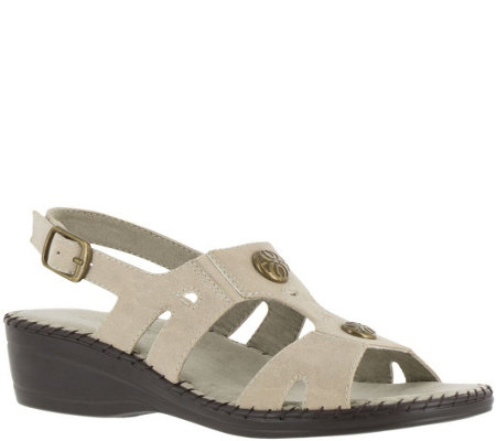 Easy Street Comfort Sandals - Joyce