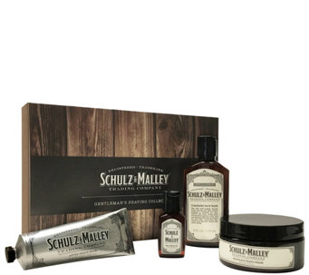 Schulz & Malley Gentlemen's Daily Routine Grooming Kit - A340791