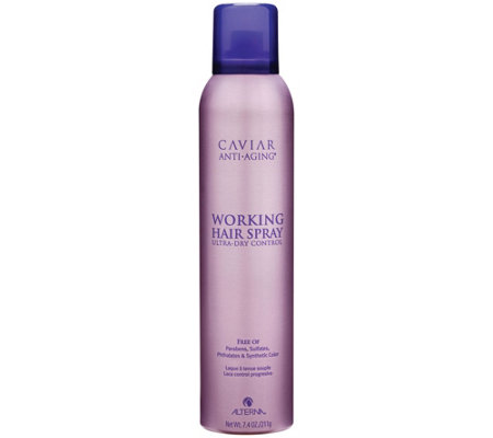 Alterna Caviar Anti-Aging 7.4 oz. WorkingHairspray