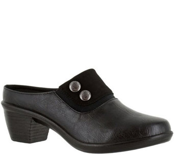 Easy Street Comfort Mules - Baton - A341191