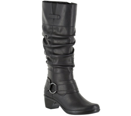 Easy Street Tall Medium Calf Boots - Jayda