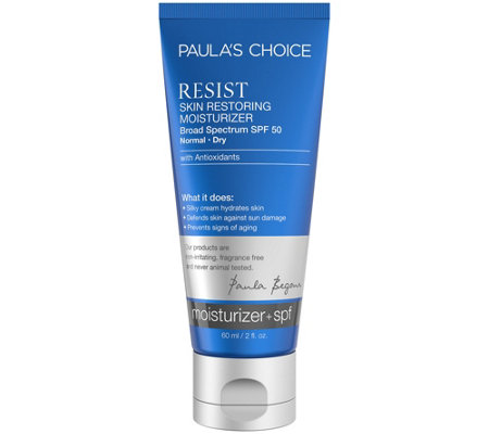 Paula's Choice Resist Skin Restoring Moisturizer with SPF 50