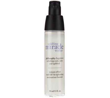 philosophy uplifting miracle worker instant-effect lifting booster
