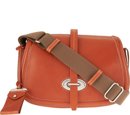 Dooney & Bourke Florentine Toscana Small Saddle Bag