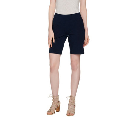 Wicked by Women with Control Pull On Knit Shorts
