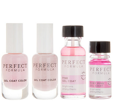 Perfect Formula 4-piece Gel Coat Kit - A308392