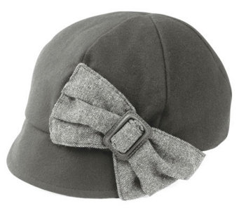 San Diego Hat Co. Womens Side Bow Cap - A326992